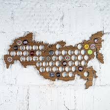 <b>Копилка</b> - карта <b>для пивных крышек</b> 'Beer Cap Map' | Карта ...