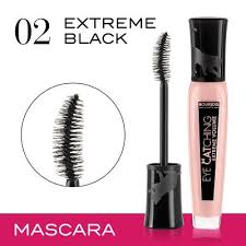 <b>Eye Catching</b>. 02 <b>Extreme</b> Black | <b>Bourjois</b>