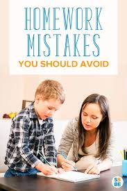 Helping kids with homework  Avoid these mistakes parents make and learn what to do instead