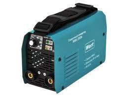 Купить <b>сварочный аппарат Wert MMA</b> 250N, 5.20 кВт по цене от ...