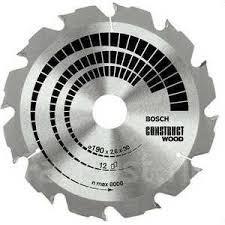 <b>Диск пильный Bosch</b> Construct, <b>190х30мм</b>, 12 - Инструменты и ...