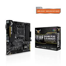 <b>TUF</b> B450M-PLUS GAMING | <b>Материнские платы</b> | <b>ASUS</b> в России