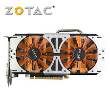 <b>Original ZOTAC Video Card</b> GPU GTX 750Ti 2GB 128Bit GDDR5 ...