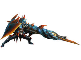Image result for monster hunter 4 ultimate sword and shield