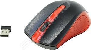 Оптическая <b>беспроводная</b> компьютерная <b>мышь Oklick 485MW</b> ...