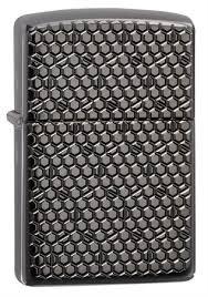 <b>Зажигалка Zippo Armor™</b> с покрытием Black Ice® 49021 на ZIPPO ...