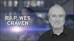 Resultado de imagem para R.I.P Wes Craven