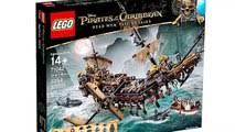 LEGO Тихая Мэри 71042 Обзор набора Lego The Silent Mary ...