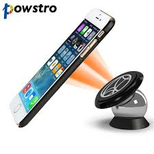 360 Degrees <b>UF-A Car Magnetic Car</b> Dashboard Phone Holder for ...