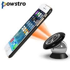 360 Degrees <b>UF-A</b> Car <b>Magnetic</b> Car Dashboard Phone Holder for ...