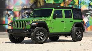 2018 <b>Jeep Wrangler Unlimited Rubicon</b>: да здравствует король!