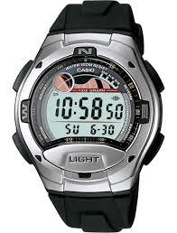 Наручные <b>часы Casio</b> W-753-<b>1A</b>: купить в Москве и по всей ...