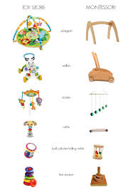 <b>Toy</b> Store vs <b>Montessori Materials</b> - how we <b>montessori</b>
