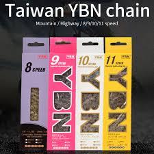 top 10 <b>9</b> speed bicycle chain <b>ybn</b> list and get free shipping - a335