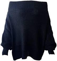 Fasumava Women Knit Tops Spring <b>Autumn</b> Hot <b>Off The Shoulder</b> ...