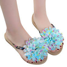 Compare Prices on <b>Floral</b> Mule- Online Shopping/Buy Low Price ...
