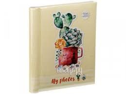 Купить <b>Фотоальбом ArtSpace Cute</b> Succulent 20 листов 23x28cm ...