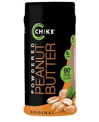 CHIKE Powdered <b>Peanut Butter</b> - Chike Nutrition