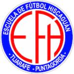 Resultado de imagen de escudos de futbol EF HISCAGUAN de la palma