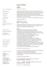chef resume sample cook resume skills sous chef resume objective chef resume objective
