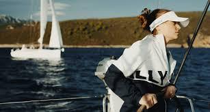 Захватывающие гонки на парусных яхтах — Учебная <b>регата</b> в ...