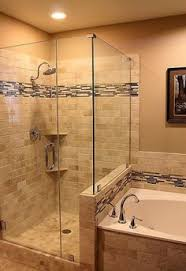 redoing bathroom shower creative