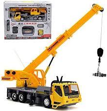 Remote Control Big Truck/Big Crane High <b>Simulation Kids Toys</b> ...