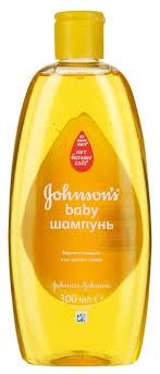 Johnson's Baby <b>Детский шампунь для волос</b> — купить по ...