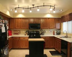 kitchen bathroom track lighting