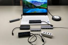mosible usb c hub to hdmi adapter for macbook pro air thunderbolt 3 type hub 4k 3 0 port usb c power delivery