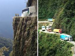 Image result for yungas road facts