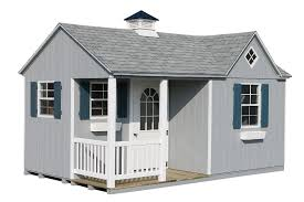 view product amish built home office