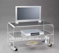 acrylic tv stand with castorsacrylic tv standacrylic furniture acrylic perspex furniture