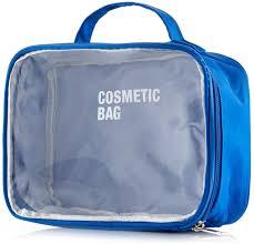 "<b>Косметичка</b> женская <b>Ameli</b> ""<b>Cosmetic</b> bag"", синий"