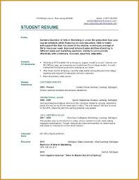 cv samples for students with no experience   jumbocover infosample resume for college students with no experience