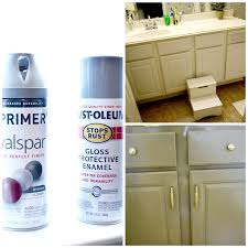 Small Picture Best 20 Spray paint cabinets ideas on Pinterest Diy bathroom