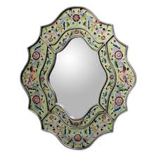 vanity mirrors bird