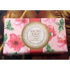 <b>Натуральное мыло Fiori</b> Dea Te Rosso (красный чай ...