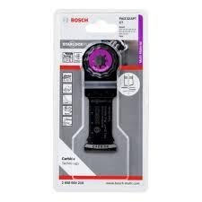 Погружное <b>пильное полотно Bosch</b> Starlock Carbide Plus 32x50 ...