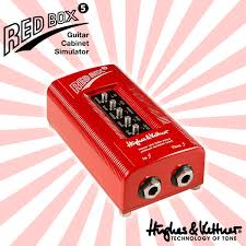 Директ-бокс HUGHES & KETTNER <b>Red Box</b> 5 | Новости