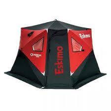 Зимние <b>рыболовные палатки</b> и Мотоледобуры ESKIMO