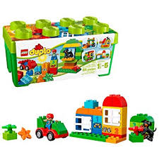 LEGO DUPLO All-in-One-Box-of-Fun Building Kit ... - Amazon.com