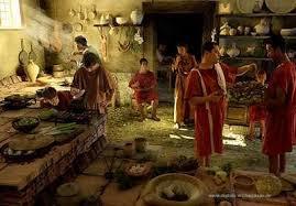 Resultado de imagen para imagenes de el ientaculum en el imperio romano