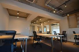 lighting design ideas minimalist office space located in yokohama japan open ceiling frame ceiling lighting options