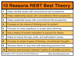 rebt is deeper than cbt ct dbt and all other theories rebt is deeper than cbt ct other counseling theories