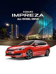 Subaru <b>Impreza</b> | Subaru Australia