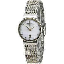 <b>Часы</b> наручные женские <b>SKAGEN 355SSGS</b> (1684472) - Купить ...