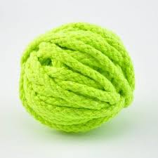 7mm 90 <b>yards</b>/<b>lot</b> DIY Handmade <b>100</b>% <b>Cotton</b> Rope Green Woven ...