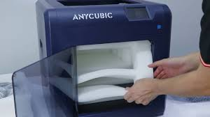 Unboxing <b>Anycubic 4Max Pro 2.0</b> - YouTube