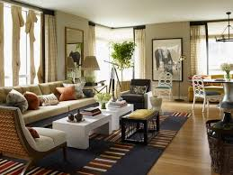 narrow living room eclectic living room by thom filicia inc